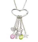 Dangle Heart Necklace